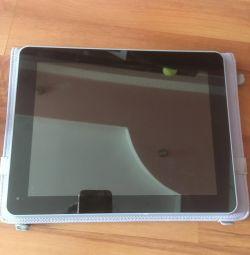 The tablet works fine .....