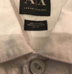 ArmaniExchange Shirt