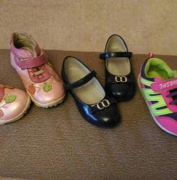 Çocuk ayakkabı 27 beden