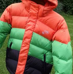 New Stockmann thick down jacket tricolor