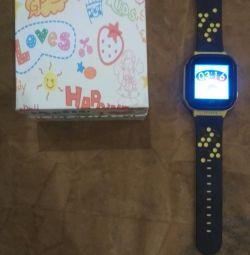 Έξυπνο ρολόι για το μωρό G100 (νέο)