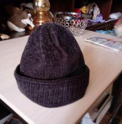 Erkek sıcak şapka