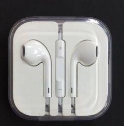 EarPods навушники оригінал