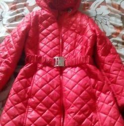 Coat îmbrăcat pentru fete