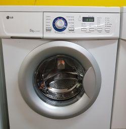 Lg mașină de spălat, transport gratuit