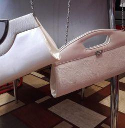 Handbag. Clutch.