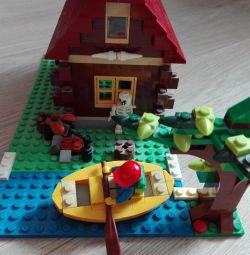 Лего летний домик 3 в 1