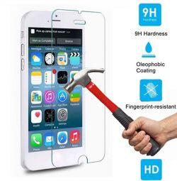 Bby ambalajında Apple iPhone 7 için marka cam