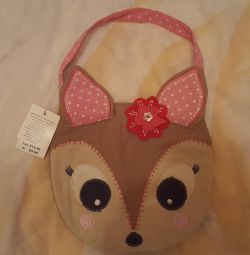 Accessorize baby bag new