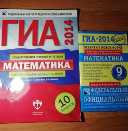 Manual for the preparation to the GIA in mathematics 2014