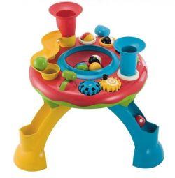Kiralık çocuk oyun masası ELC