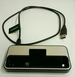 Dock for Motorola Milestone