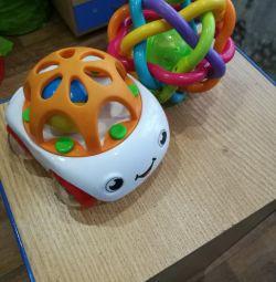 Children's educational musical toys