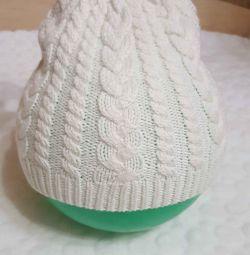 шапка нова