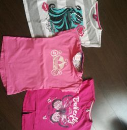 T-shirts for girls