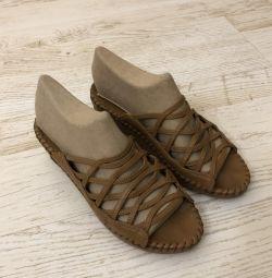 Sandale pentru sandale