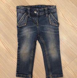 Jeans pentru fata