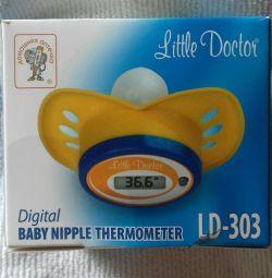 termometru mamelon