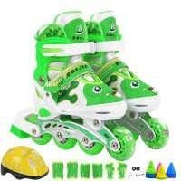 Rollers for children green. New
