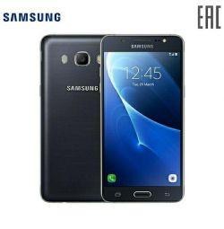 Смартфон Samsung Galaxy J5 (2016) SM-J510F Black
