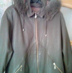 leather jacket-NEW (Turkey)