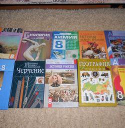 Ders kitapları 8. sınıf