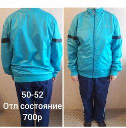 Sports suit 50-52