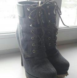 Μπότες 36 r