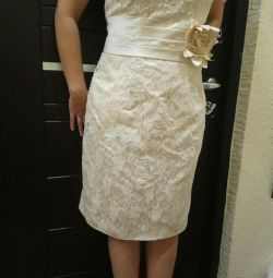 Wedding, party dress 44-50 sizes
