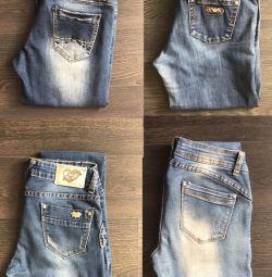 Jeans İtalya, beden 44