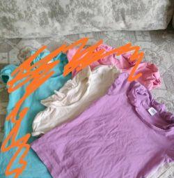 Tricouri uniforme pentru școală