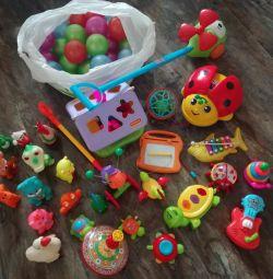 Τσάντα παιχνιδιών