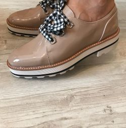 Shoes Blucher Zara
