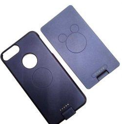 Для Iphone Чехол аккумулятор съемный магнитный