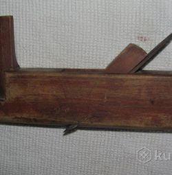 Plăcuitor cu cuțit Zinubel Anglia secolul al XIX-lea
