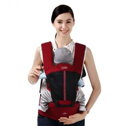 Hipsit / Carrying / Ergoryukzak / hip seat red