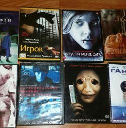 Horror thrillers