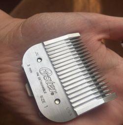 Oster bıçağı 3mm
