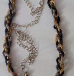 Belt-necklace 2in 1new