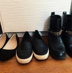 Γυναικεία παπούτσια 1