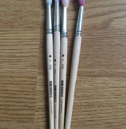 Brushes for creativity