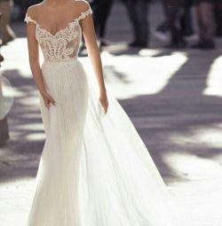 Γαμήλιο φόρεμα στο στυλ του boho Gali Karten Fiji
