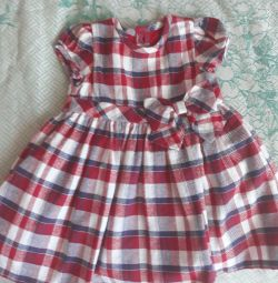 Dresses for girls from 3 months to 1 year