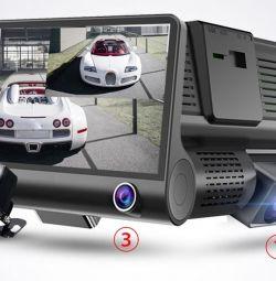 DVR with 3 E-ACE cameras
