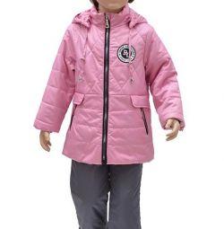 Children's demi-season suit