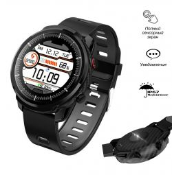 Watch Ceas inteligent Senbono S10 Black IP67 Nou