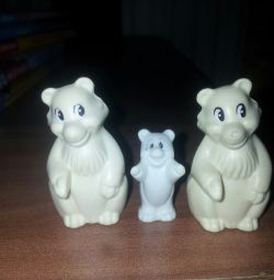 Kinder-surprises of the 90s