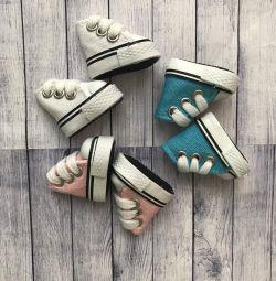 Παπούτσια για τη κούκλα Blythe