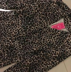 Μπουφάν Leopard