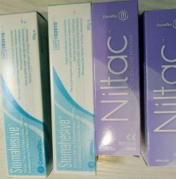 ConvaTec Sealant Paste / Cleaner